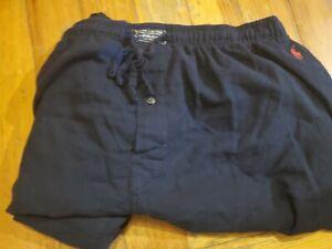 Polo Ralph Lauren Men's Lounge Pants Sleepwear Pajama BLUE XL