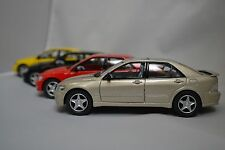 "1 Piece KiNSMART Lexus IS300 Sedan 1:36 scale 5"" diecast model car"