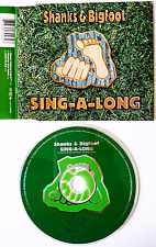 SHANKS & BIGFOOT ‎- Sing-A-Long (CD Single) (VG+/VG)