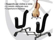 SUPPORTO STAND PER VIOLINO e VIOLA NOVITA' IMPERDIBILE REGGI VIOLINO