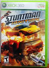 Xbox 360 Game - Stuntman: Ignition