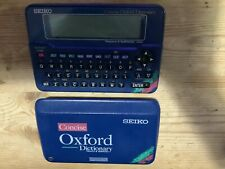 More details for seiko concise oxford dictionary er6000