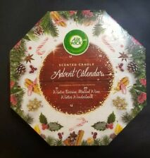 Air Wick Scented Candle Advent Calendar 24 Tea Light Candles Christmas fragrance