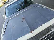 Cadillac Seville Windshield Moulding Glass Front Trim 1975 1976 1977 1978 1979