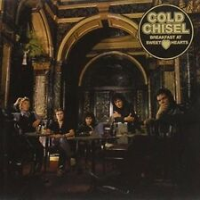 Breakfast At Sweethearts - Cold Chisel Cd-jewel Case