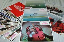MYSTERE DU TRIANGLE DES BERMUDES ! g guida jeu 22 photos cinema lobby cards 1976