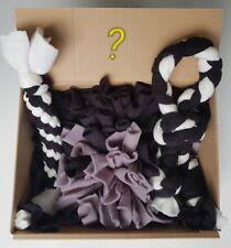 Überraschungs Set mit Schnüffelteppich, Zergel/Zerrseil, Hundespielzeug, XS-XXL