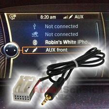 AUX IN Adapter Kabel für BMW E90 E91 E92 E93 MP3 iPhone Radio Navi Professional
