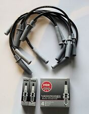 2001-10 Caravan/Voyager/Town&Country 6 Ignition Wires 58371 & 6 PLUGS 4306 NEW