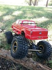 Ford F-250 2011 Custom Painted 4X4 RC Rock Crawler Everest10 RTR Waterproof 2.4G