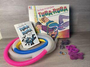 Vintage 1987 Tuba Ruba Game by Milton Bradley, 100% Complete, Great Condition