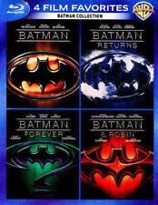 4 Film Favorites: Batman Collection (Bat Blu-ray