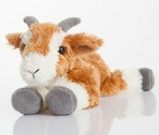 "NEW Mini Flopsies /Flopsie Pickles Goat 8"" Plush Cuddly Soft Toy Teddy by AURORA"
