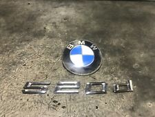 2008 BMW 5 SERIES E60 E61 LCI 4DR REAR TAILGATE BOOT LOGO BADGE EMBLEM