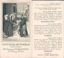 SANTA LUISA DE MARILLAC  N.3138