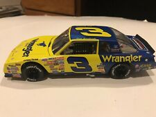 Dale Earnhardt 1/24 #3 1987 Wrangler Clear Window Bank