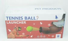 Tennis Ball Launcher Dog Fetch Toy Pet Tennis Ball Thrower Dog Toy Fetch Catch