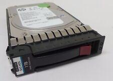 """HP 1TB 3.5"""" 6G Disco Duro HDD SAS 7.2K DP 508011-001 649327-001 507618-002"""