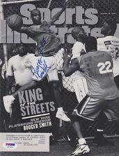 BOOGER SMITH Signed Autographed SPORTS ILLUSTRATED Magazine PSA/DNA #U55905