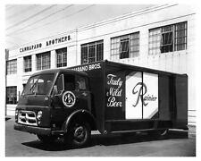 1953 Diamond T 422C Rainier Beer Van Truck Factory Photo ua3773-1SEQVY