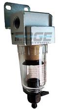 14 Mini Particulate Filter Water Trap Moisture Separator Compressed Air