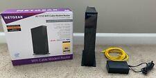 Netgear AC1750 680 Mbps 4-Port Gigabit Wireless AC Router (C6300)