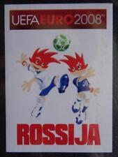 PANINI EURO 2008 - Officiel Mascots ROSSIJA #436