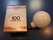 OSRAM BELLALUX GLOBE OPALINA G120 E27 100W Suave White blanco ópalo ø 120mm