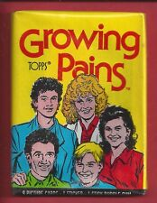 1988 Topps Growing Pains Trading Cards Sealed Wax Pack