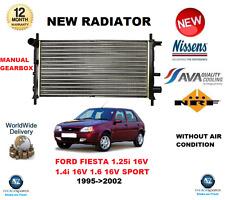 für Ford Fiesta MK IV 1.25i 1.4i 1.6 16V Sport 1995- > nach BRANDNEU