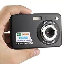 Fotocamera digitale compatta, TreeTech 2.7 in (ca. 6.86 cm) TFT LCD 8x zoom digitale HD 720P 18 Meg