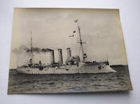 Foto Kaiserliche marine. S.M.S. Lubeck. Marine Kriegsschiffe