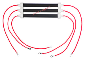 NEW OEM EdenPURE 500, 500XL, SunTwin 750 and More Heating Elements - Set of 3