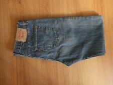 Men's Levi 751 Jeans Straight Leg W34 L32