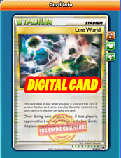 2x Lost World 81/95 for Pokemon TCG Online (PTCGO, Digital Card)