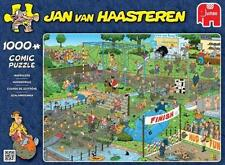 JUMBO JIGSAW PUZZLE MUDRACERS JAN VAN HAASTEREN 1000 PCS COMICS #19064