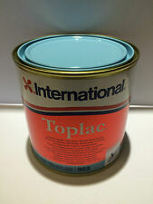 International Toplac - 750ml - SQUALL BLUE FREE P&P BOAT PAINT & COATINGS NEW