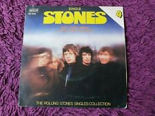 """The Rolling Stones -  Not Fade Away Vinyl 7"""" Single 1980 Spain MO 1996"""