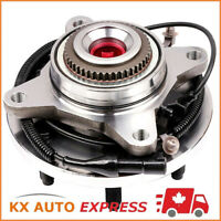 FRONT WHEEL BEARING & HUB ASSEMBLY FOR FORD F150 2009 2010 4X4 4WD 6 STUDS