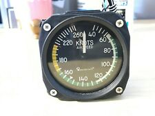 BEECHCRAFT A36TC AIRSPEED INDICATOR WITH 28 VDC LIGHT TRAY