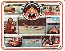 1974 Ron Armstrong Valu-Mart U-74 Hydroplane APBA postcard