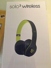 Beats Solo3 Wireless On-Ear Headphones - Beats Pop Collection - Pop Indigo