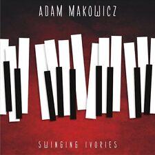 CD ADAM MAKOWICZ Swinging Ivories Live
