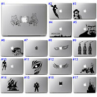 Cute Funny Cool Design Laptop Vinyl Decal Sticker Macbook Air Pro 13 15 17