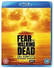 Fear the Walking Dead Complete Series 2 Blu Ray All Episode Second Season UK R2