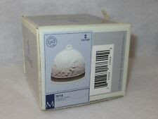"Lladro ""Summer Bell"" 1991 Collector Society Ornament #7614 - Mib"