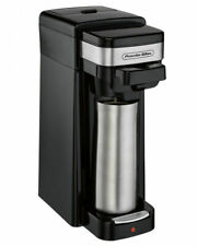 Hamilton Beach 49969 SingleServe Coffee Maker Use with Grounds and Pod Packs