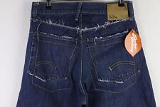 Mens G STAR Jeans COMFORT Zip Fly S.C LOW CROTCH REPRO W32 L30  P8