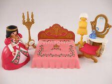 PLAYMOBIL 4253 ROYAL BEDROOM LADY IN WAITING HOOP SKIRT PUFF SLEEVES-COLLECTOR
