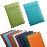Travel ID Card Organizer Passport Holder Case Cover Protector Organizer Tool